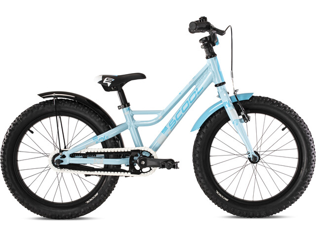 s'cool faXe alloy 18 Enfant, lightblue reflex